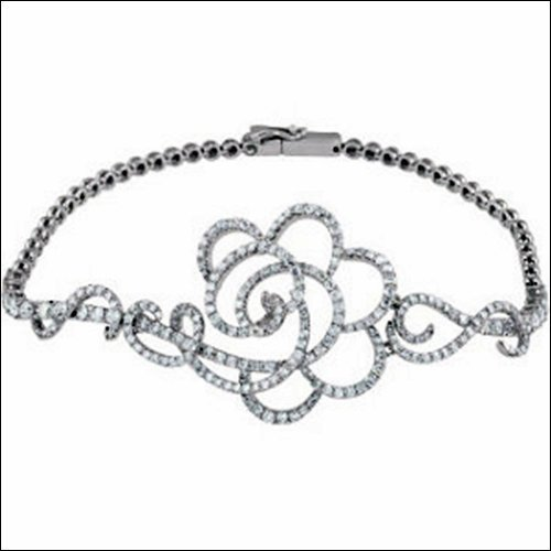 2 3/8 ct tw Diamond Bracelet