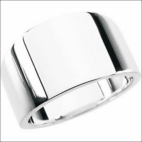 Ladies Sterling Silver Fashion Ring