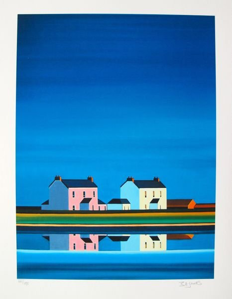 BARBARA JAMES SUNKISSED HAND SIGNED LIMITED ED. GICLEE