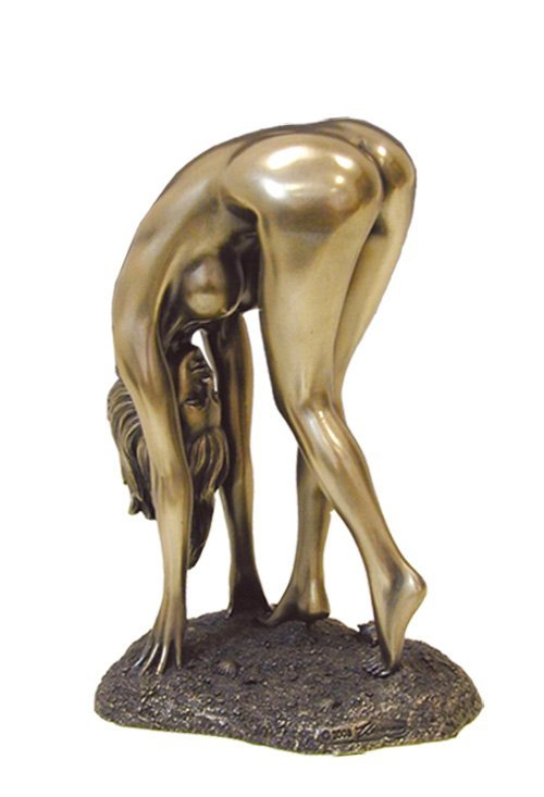 NUDE FEMALE - BRONZE