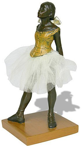 FOURTEEN-YEAR-OLD LITTLE DANCER BALLERINA STATUE BY