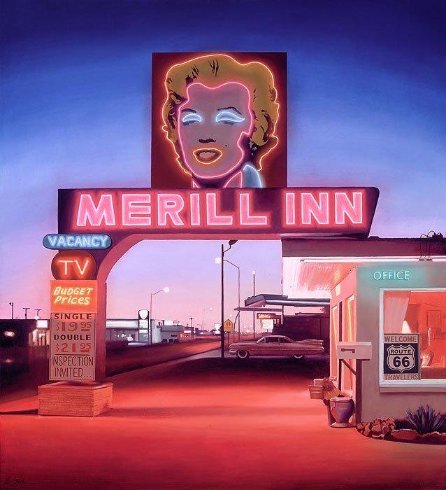 MERILL INN - BEN STEELE