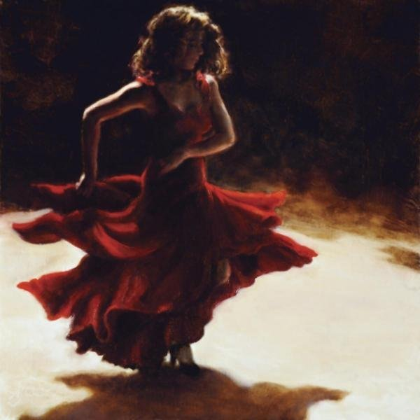 AMANDA JACKSON - SPIRIT OF FLAMENCO