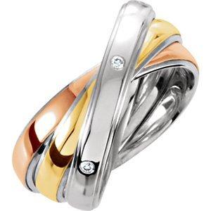 Triple Rolling Ring