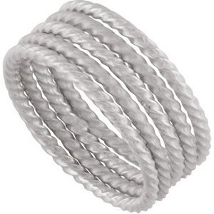 Set of 5 Stackable Rings