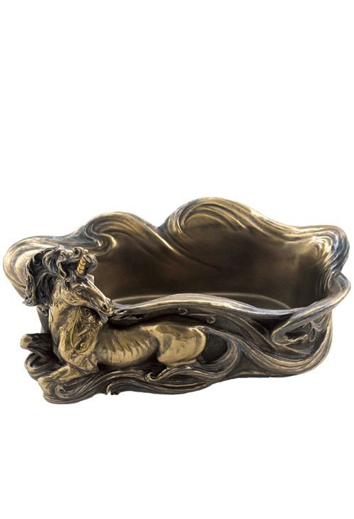 UNICORN TRAY - BRONZE
