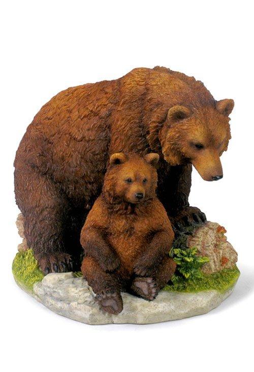 BROWN BEAR AND CUB