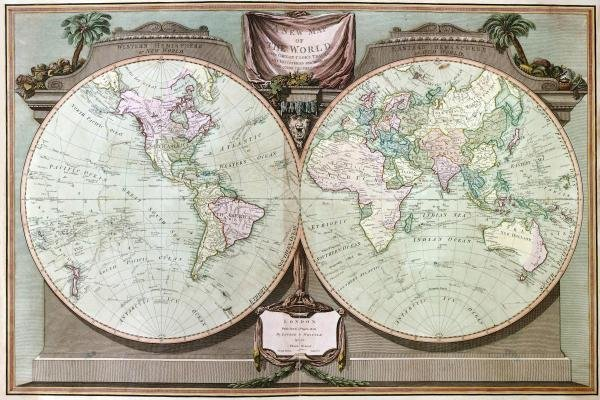 ROBERT LAURIE & JAMES WHITTLE - IMPERIAL SHEET ATLAS