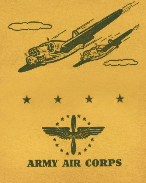 RETROTRAVEL - ARMY AIR CORPS
