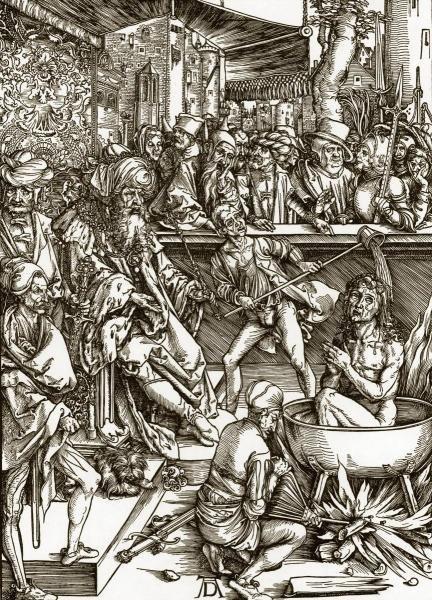 ALBRECHT DURER - THE REVELATION OF ST JOHN