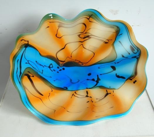 HAND BLOWN ART GLASS - SMALL CLASSIC WALL ART