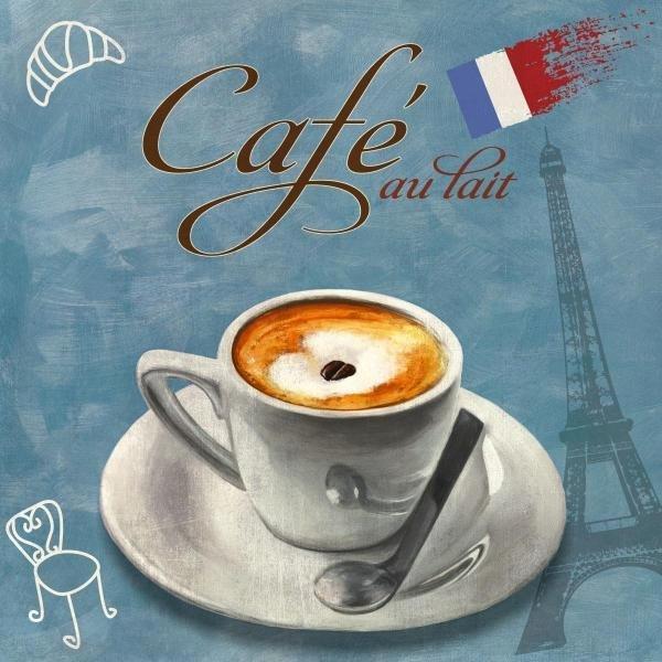 SKIP TELLER - CAFE AU LAIT