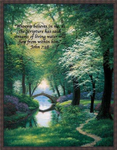 BESIDE STILL WATERS - FEATURING JOHN 7:38