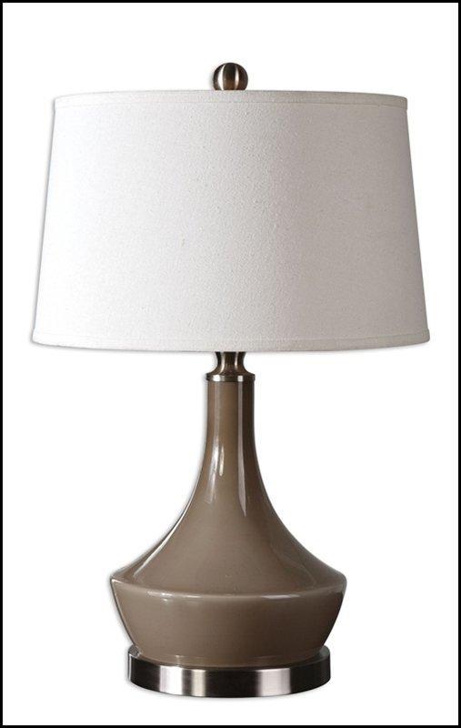 KERMAN WARM GRAY LAMP