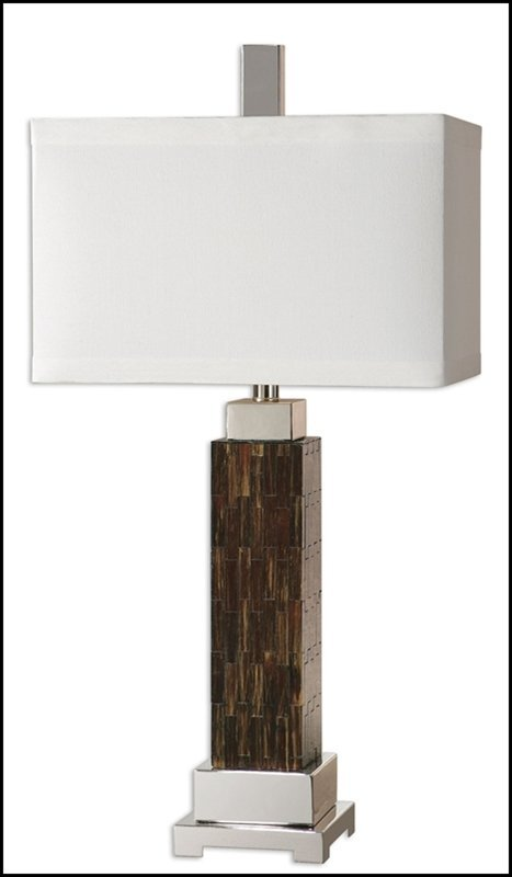KENOVA MOSAIC TABLE LAMP