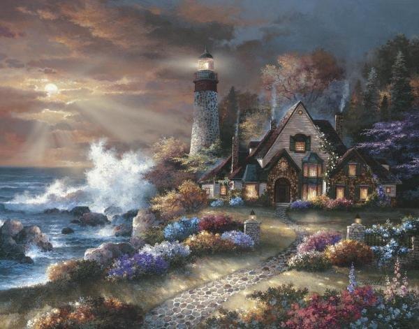 JAMES LEE - GUARDIAN OF LIGHT