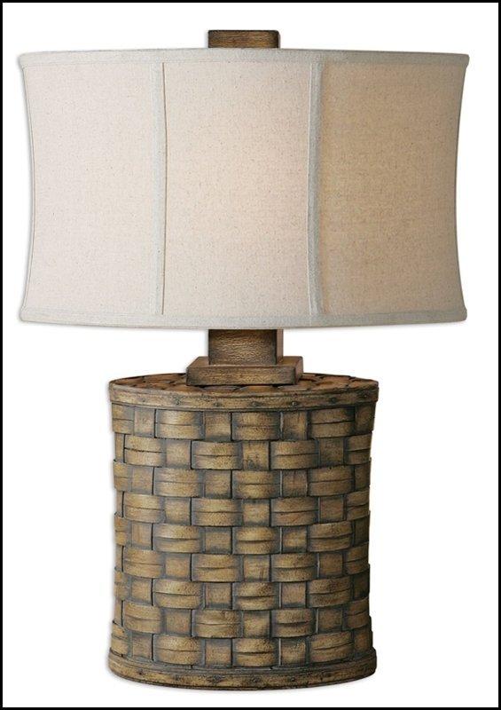 CESTINO WOVEN TABLE LAMP