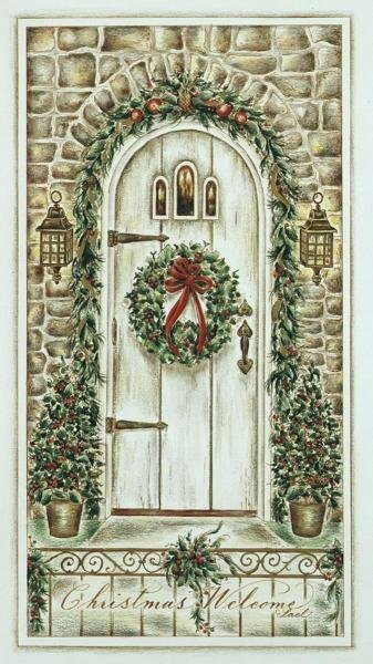 CONSTANCE LAEL - CHRISTMAS WELCOME