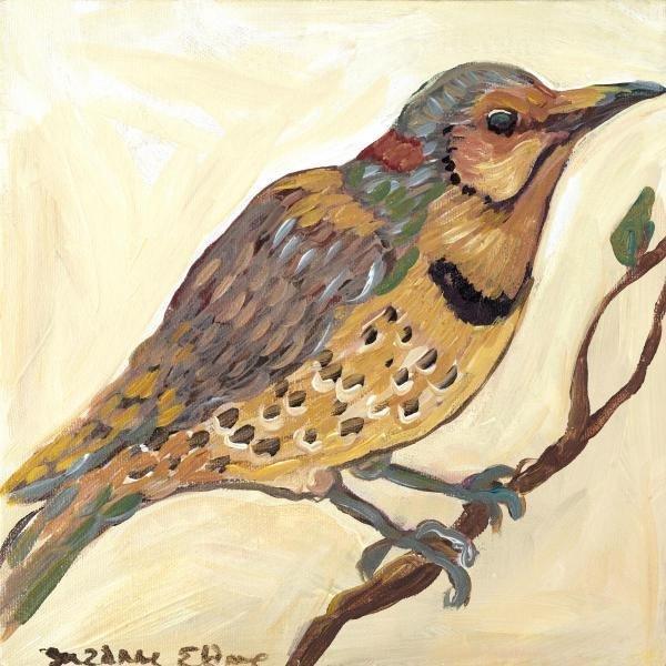 SUZANNE ETIENNE - BIRD #4