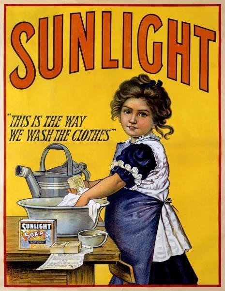 UNKNOWN - SUNLIGHT SOAP