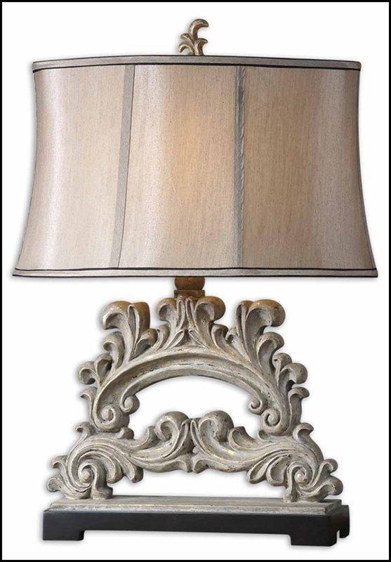 LYNDALIA RUSTIC TABLE LAMP