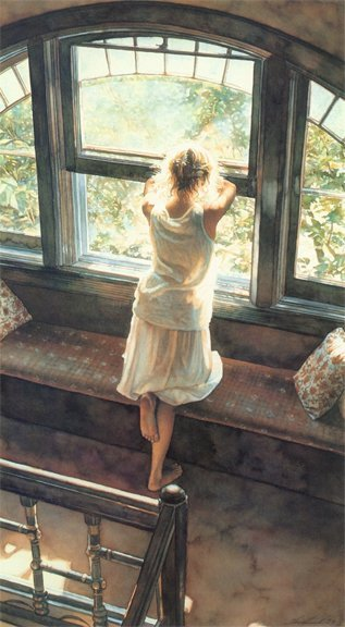 SUNDAY AFTERNOON - STEVE HANKS