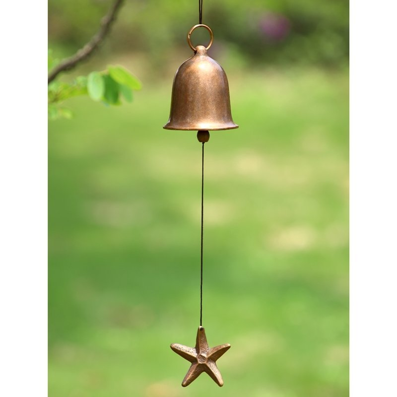 STARFISH WIND BELL