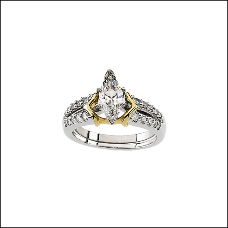 1/4 CT TW DIAMOND ENHANCER