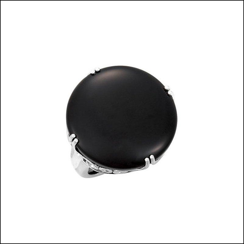 SCROLL DESIGN RING
