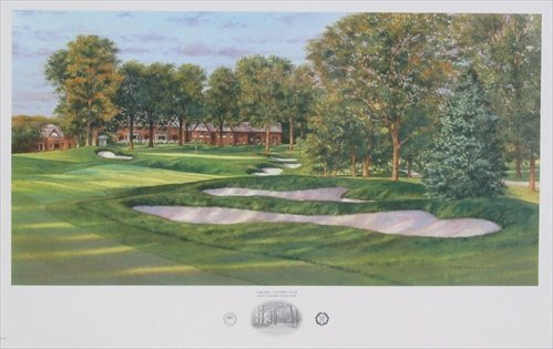 STEVE LOTUS __2003 OAK HILL CC HOLE #18