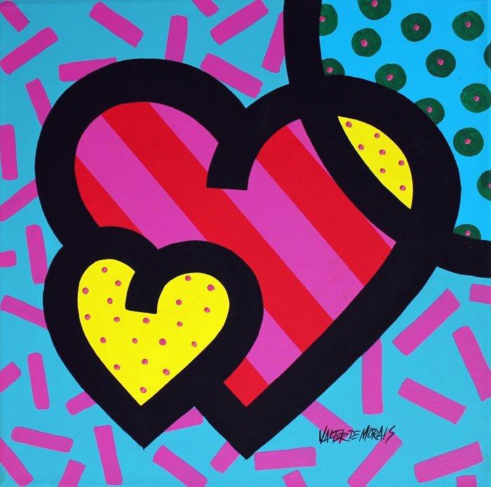 ORIGINAL VALTER MORAIS  - LOVELY HEART