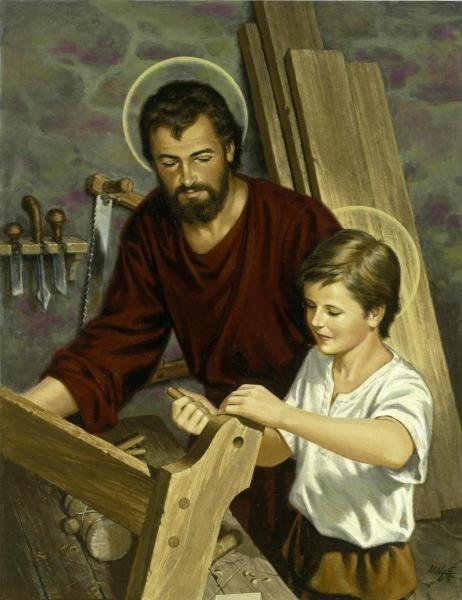MARVIN NYE - JESUS THE YOUNG CARPENTER
