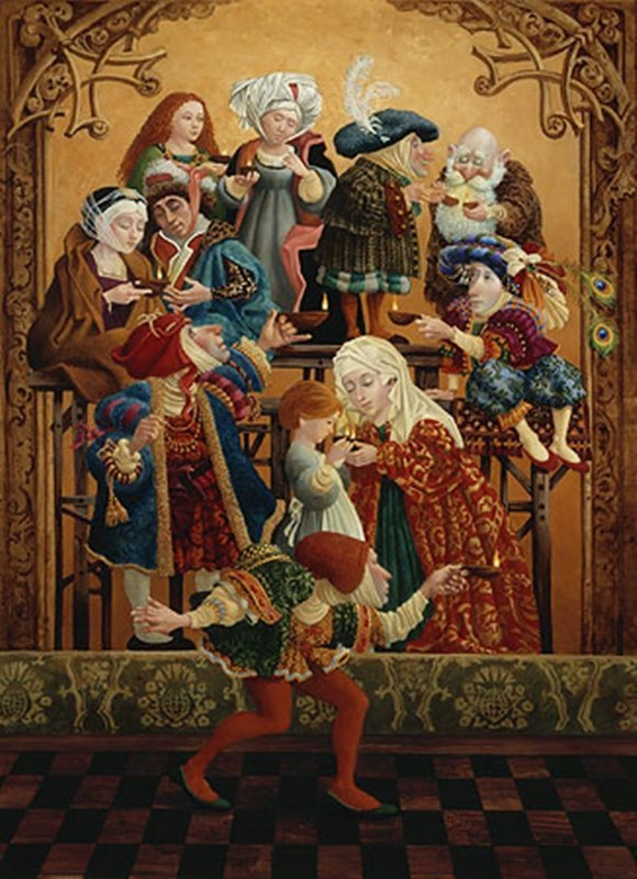 SHARING OUR LIGHT - JAMES C. CHRISTENSEN