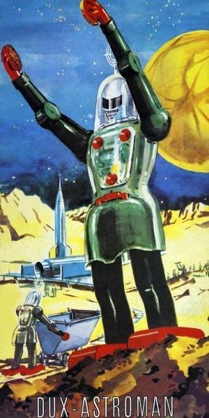 RETROBOT - DUX ASTROMAN