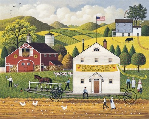 CHARLES WYSOCKI__THERE'S A RIGHT WAY LIMITED EDITION