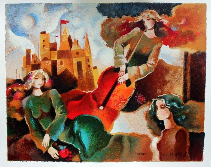 GALINA DATLOOF - SPIRIT OF SONG