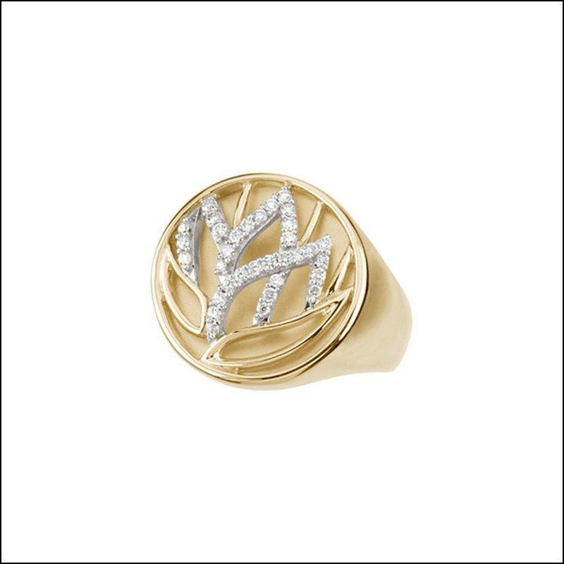 1/4 CT TW DIAMOND RING