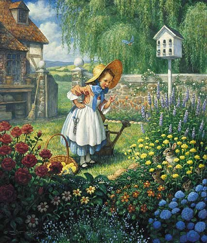 MARY MARY QUITE CONTRARY - SCOTT GUSTAFSON