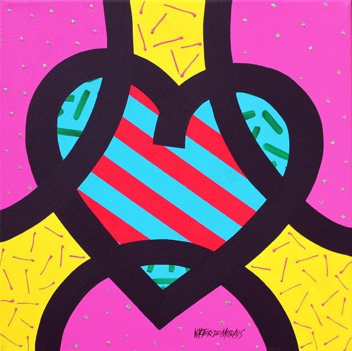 ORIGINAL VALTER MORAIS-RESTLESS HEART