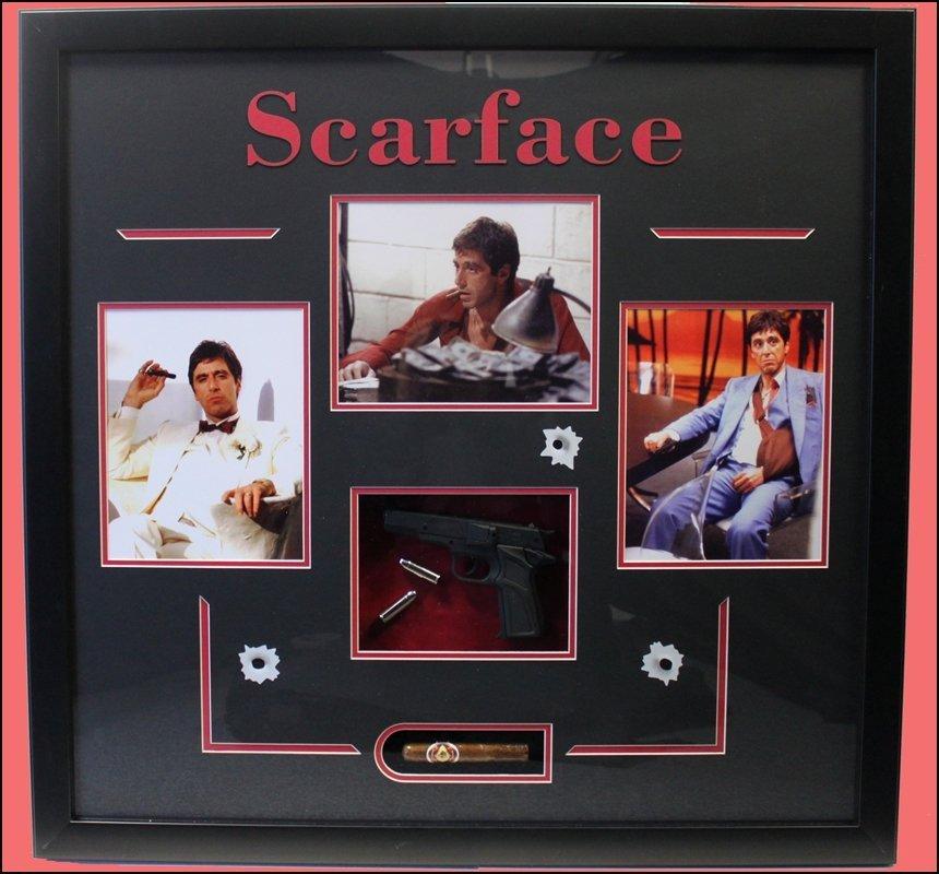 Al Pacino Scarface Memorabilia
