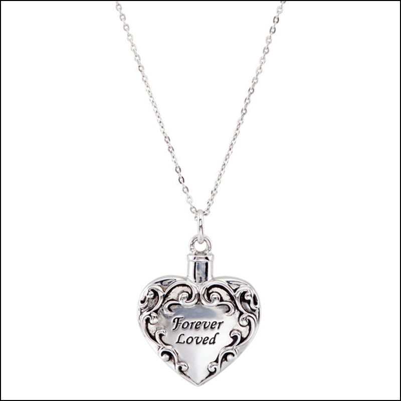 FOREVER LOVED ASH HOLDER NECKLACE