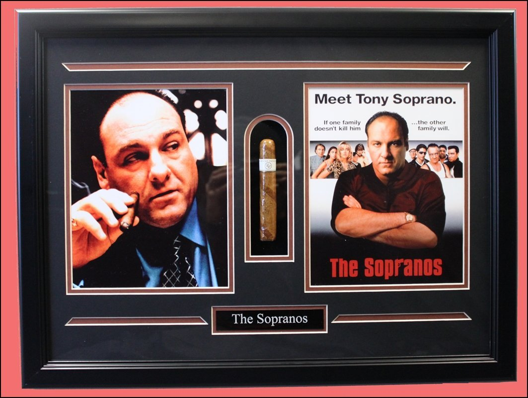 The Sopranos - Entertainment Collage