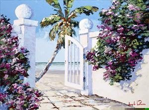 JOSEPH LAPIERRE__PARADISE GATE