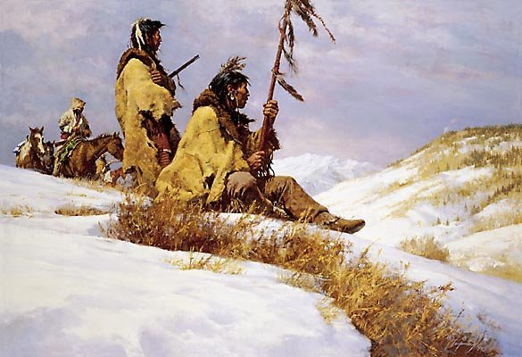 SIGNALS IN THE WIND - HOWARD TERPNING