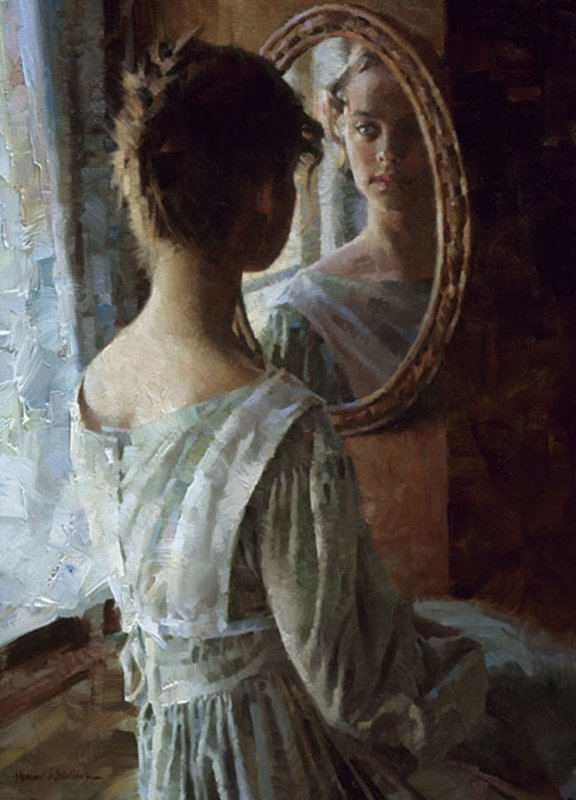 REFLECTIONS - MORGAN WEISTLING