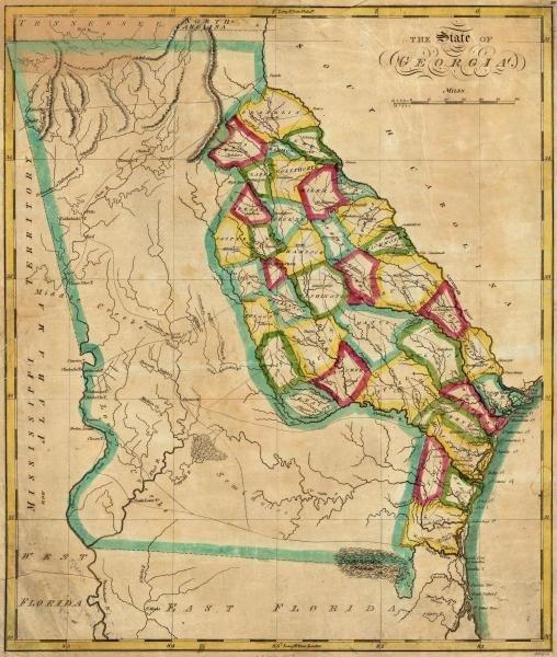 ROBERT DESILVER - STATE OF GEORGIA, 1827
