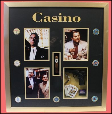 Casino - Robert DeNiro - Joe Pesci - Entertainment