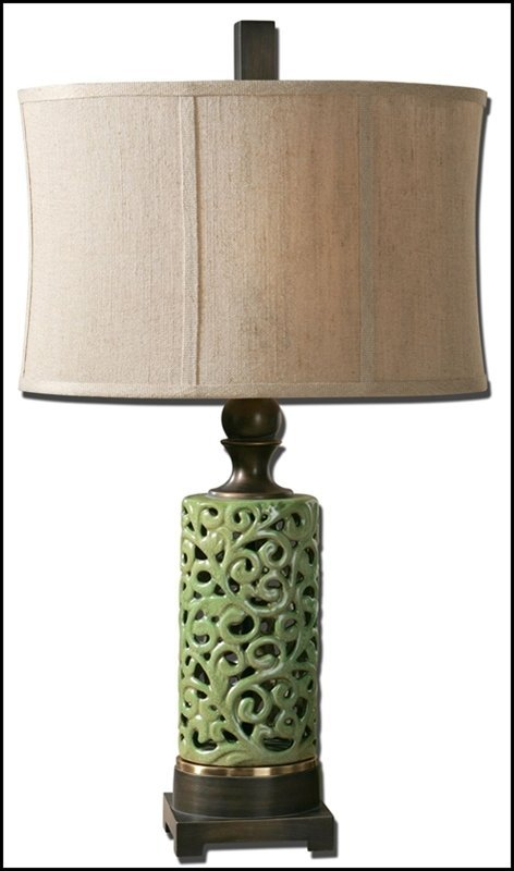 FIORA CERAMIC TABLE LAMP