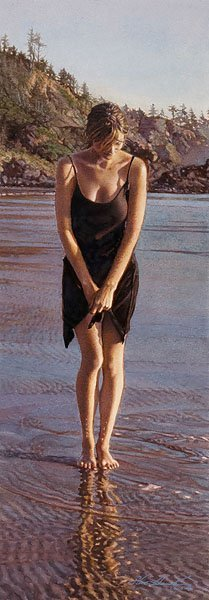 GENTLE TIDE - STEVE HANKS
