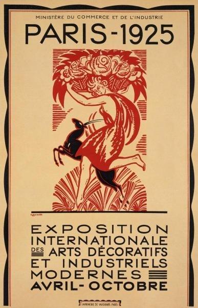 ROBERT BONFILS - PARIS-1925